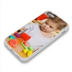 Coque personnalisée Carbone pour iPhone 5