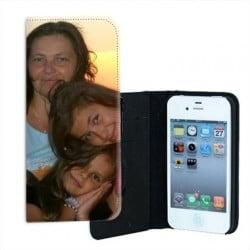 Etui Rabattable personnalisé Ipod Touch 4