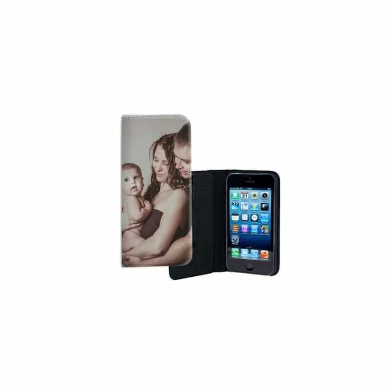 Etui rabattable personnalisé pour iPod touch 5