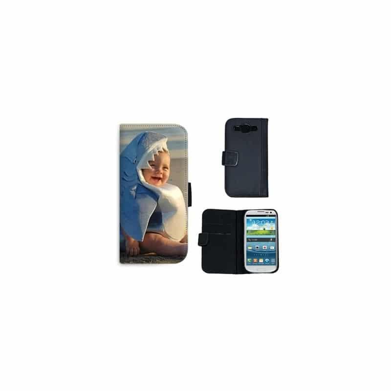 Etui rabattable Samsung Galaxy S3