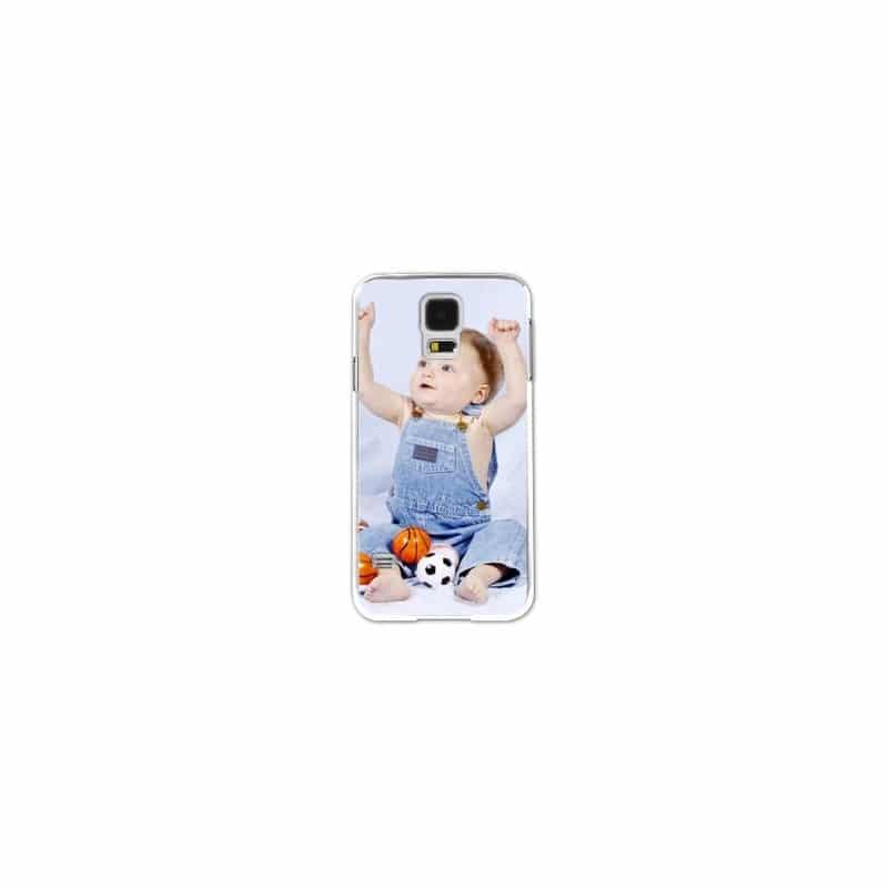 Coque personnalisée pour Samsung Galxy S5 Mini