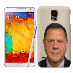 Coque personnalisée pour Samsung Galxy Note 4