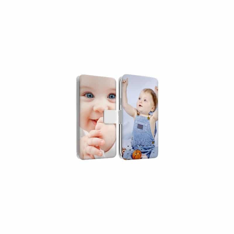 Etui rabattable Recto-Verso Samsung Galaxy S1