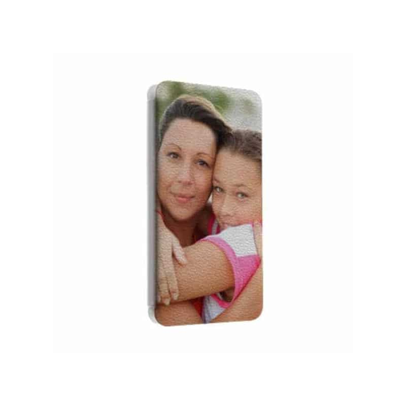Etui rabattable Wiko Wax