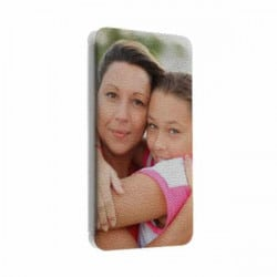 Etui rabattable Wiko Sunset