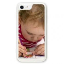 Coque personnalisée souple en gel pour iPhone 8