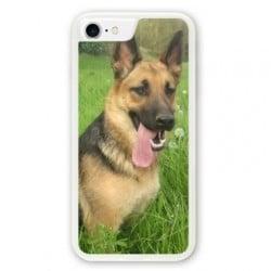 Coque personnalisée en gel silicone pour iPhone 8 Plus
