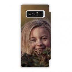 Etui rabattable Samsung Galaxy Note 9
