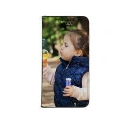 Etui rabattable Personnalisé Samsung Galaxy M20