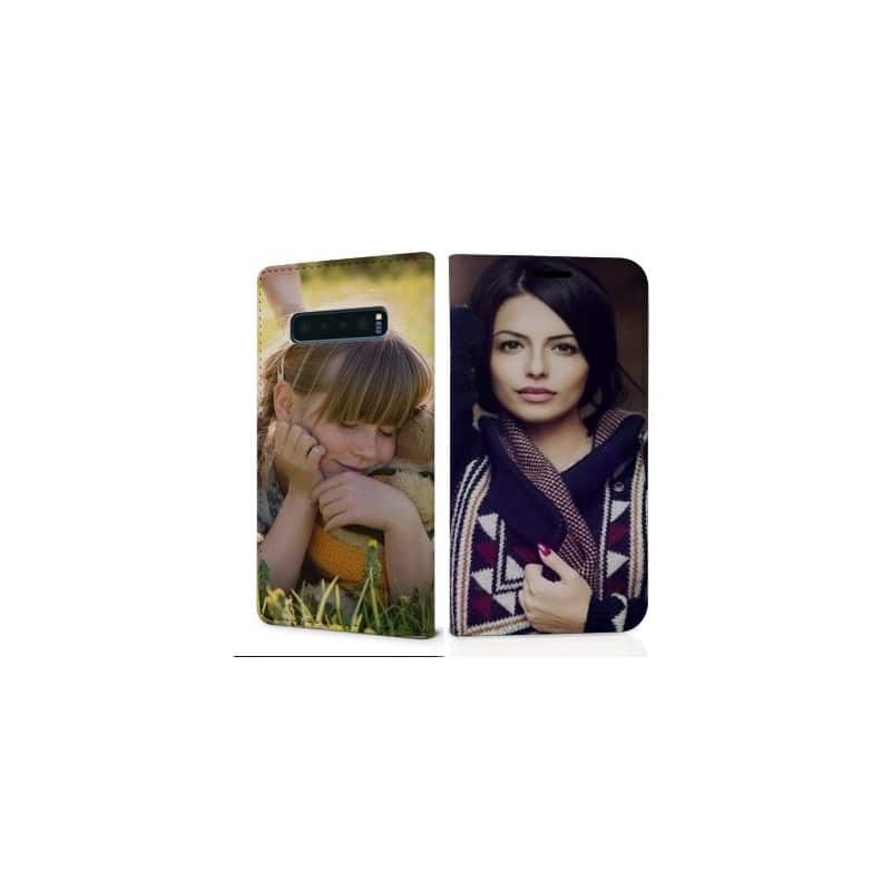 Etui rabattable Personnalisé Samsung Galaxy A80