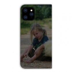Etui rabattable personnalisé pour Iphone 11 Pro