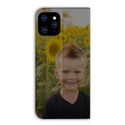 Etui rabattable personnalisé pour Iphone 11 Pro Max