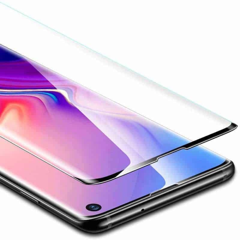 Films de protection en verre trempé pour Samsung Galaxy A50