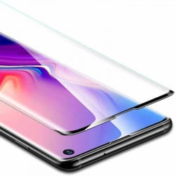 Films de protection en verre trempé pour Samsung Galaxy S10