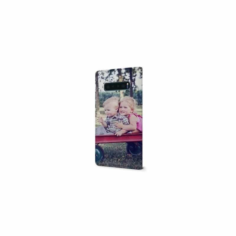 Etui rabattable Personnalisé Samsung Galaxy S10 5g