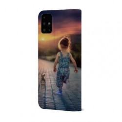 Etui rabattable Personnalisé Samsung Galaxy A51