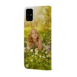 Etui rabattable Personnalisé Samsung Galaxy A71