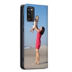 Etui personnalisé rabattable Huawei P40 Pro