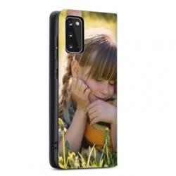 Etui rabattable Personnalisé Samsung Galaxy S20+