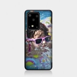 Etui rabattable Personnalisé Samsung Galaxy S20 Ultra