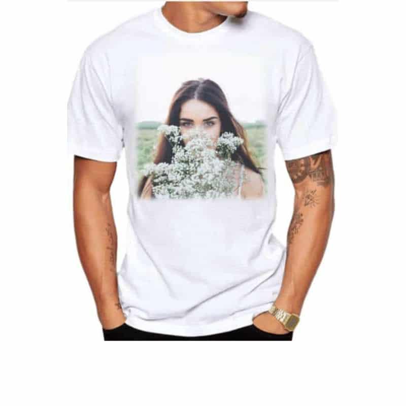 T-shirt homme Personnalisé taille L