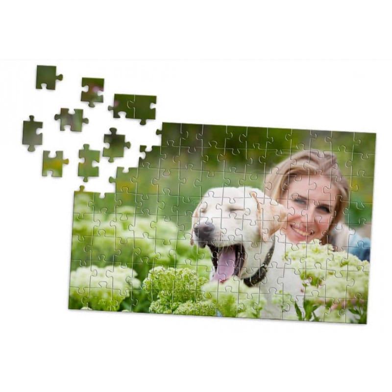 Puzzle personnalisé 100 pieces