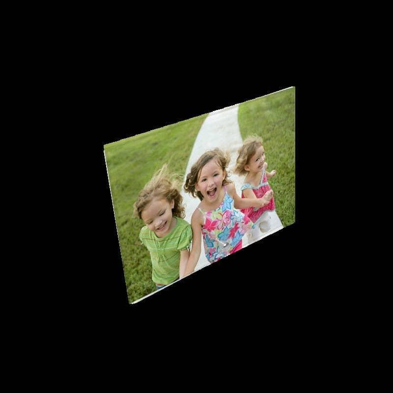 Cadre Photo en verre personnalisé- Paysage 17,9 x 12,7 cm