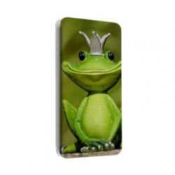 Etui rabattable Personnalisé Xiaomi Mi A2 Lite