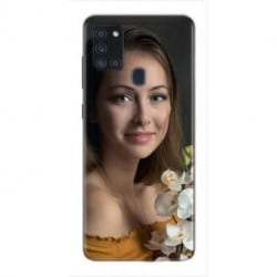 Coque personnalisée Samsung Galaxy A21 S