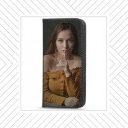 Etui personnalisé rabattable Huawei Honor 9X lite