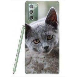 Coque personnalisée Samsung Galaxy Note 20