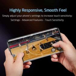 Films de protection en verre trempé pour Samsung Galaxy A22